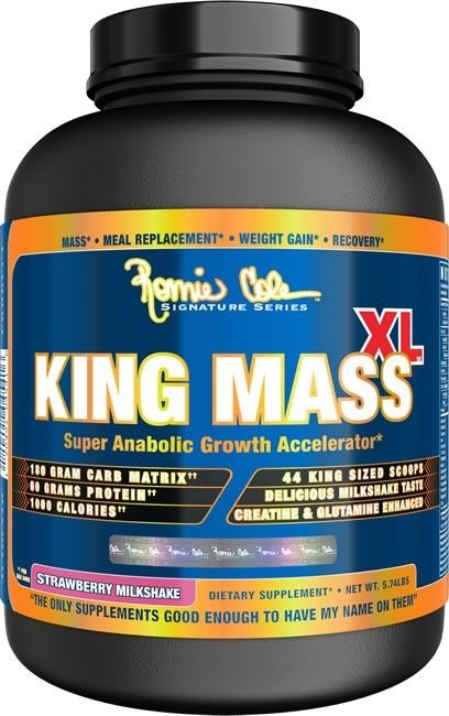 KING MASS XL (2750 гр.)